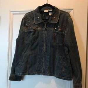 Jean Jacket with style